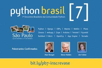 Divulgue a PythonBrasil